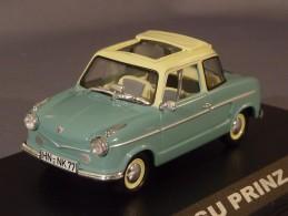 Norev 831003, NSU Prinz 1, 1958, 1:43 - Norev