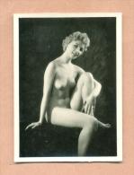 PHOTOGRAPHIE - MIGNONETTE  - NU ARTISTIQUE  -  FEMME NUE - - Personnes Anonymes