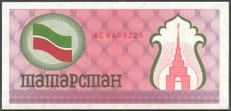 Tatarstan 100 Rubles 1993  Pick 5b UNC - Tatarstan