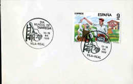 ESPAGNE - SPAIN VILA-REAL 1983 - GUITARE TARREGA - Musique