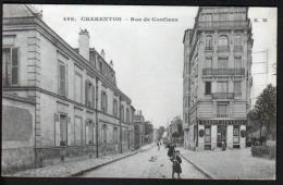 94 - CHARENTON - RUE DE CONFOLANS - Charenton Le Pont