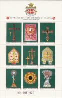 Orden De Malta Nº 384 Al 392 - Malta (la Orden De)