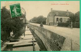 Vanlay -  Aube - Grande Rue   - Animée - Chaource