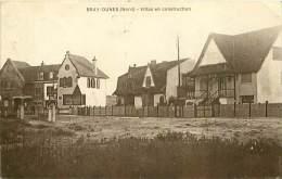 59.BRAY-DUNES.N°66.VILLA S EN CONSTRUCTION.RARE - Autres Communes