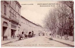 Pont Saint Esprit - Boulevard Du Nord - Pont-Saint-Esprit