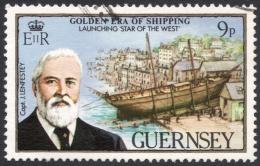 Guernsey, 9 P. 1983, Sc # 269, Mi # 274, Used - Guernsey