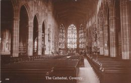 COVENTRY CATHEDRAL INTERIOR - Coventry