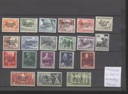 Schweiz Internationale Ämter  **  6-25  OMS WHO    Katalog  280,00 - Non Classificati