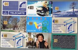 LOT DE 20 TELECARTES (LOT LILOU 13 ) - Télécartes