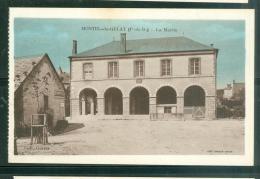 MONTEL DE GELAT - LA MAIRIE- DAF132 - Autres Communes