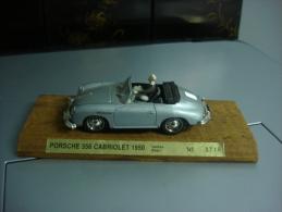 """PORSCHE 356 Cabriolet """" Jales Dean"""" 1950 - Non Classés"""