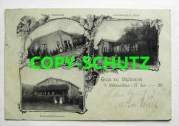 3374 WÜSTENMARK Mühlen Eichsen Gadebusch - Z. B. Gastw. Erbpachthof BERGMANN - Allemagne