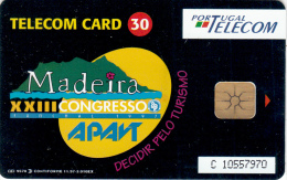 MADEIRA(PORTUGAL) - APAVT, First Issue, Tirage 3010, 11/97, Used - Other - Africa