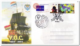 Indonesie 2002, V.O.C., Amphilex Amsterdam - Indonesië