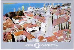 Postcard Koper, Adriatic Sea, Unused - Slovenia