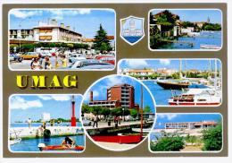 Postcard Umag, Adriatic Sea, Unused - Kroatië