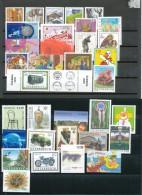 Österreich-  Mi.Nr.  2363-2401  Postfrisch Außer 2381+2396 Jahr 2002 - 2001-10 Unused Stamps