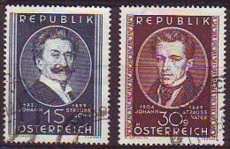 1201i: Austria 1949, Music Johann Strauss Vater & Sohn - Musik