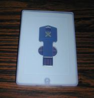 Clé Pen USB Transport Et Logistics HEPPNER 2GB - Technical