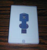 Clé Pen USB Transport Et Logistics HEPPNER 2GB - Sciences & Technique