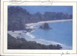 Costa Rica - Formato Grande Viaggiata Mancante Di Affrancatura - D - Costa Rica