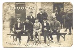BOUCHES DU RHONE-LES AS DE LA CLASSE 20 Avril 1921 CAMP Ste MARTHE Marseille-MB - Marseille