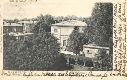 BAYREUTH -  VILLA WAHNFRIED - Bayreuth