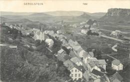 GEROLSTEIN - TOTAL - Gerolstein
