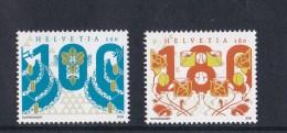 Suisse N° 1880 Et 1881** - Switzerland