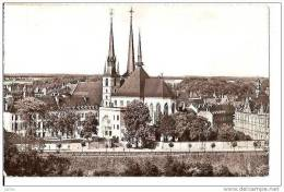 LUXEMBOURG LA CATHEDRALE,BEAU PLAN  REF 16202 - Luxemburg - Town