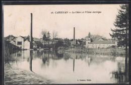 CARIGNAN . La Chiers  Et L'Usine électrique . - Other Municipalities