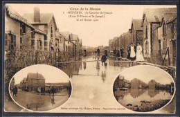 MEZIERES . Rues Saint - Pierre Et Saint - Joseph . - Other Municipalities