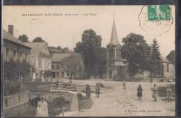 GUIGNICOURT - SUR - VENCE . La Place . - Other Municipalities