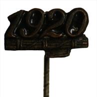 Spilla Badge Coscritto Del 1920 #MD3878 - Italia