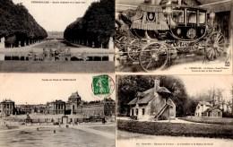 VERSAILLES    4 Belles Cartes En Bon état - Cartes Postales