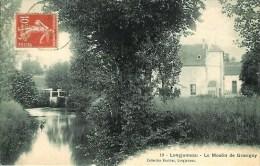 91 LONGJUMEAU  Le Moulin De Gravigny - Longjumeau