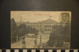 CP, 67, Strasbourg L'université Edition Magmod 1921 Tramway Train - Strasbourg