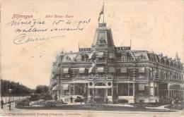 Nijmegen - Hôtel Keizer Karel - Nijmegen