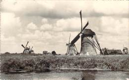 Hollands Molenlandschap - Nederland