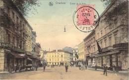 Charleroi - Entrée De La Ville (colorisée) - Charleroi