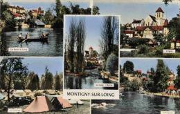 77-Montigny-sur-Loing- 5 VUES -MIGNON  7720 - Frankreich