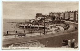 WESTON SUPER MARE : MADEIRA COVE - Weston-Super-Mare