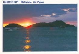 Francia--Guadeloupe--Bouillante--Coucheur De Soleil Sur L'ilet Pigeon - Guadeloupe