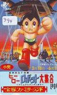 Télécarte Japon * MANGA * ASTRO BOY * Japan * ANIME (394) Phonecard Telefonkarte * - Comics