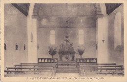 Ak - Cpa KER TREZ MALAOUEN - L'Intérieur De La Chapelle - Douarnenez
