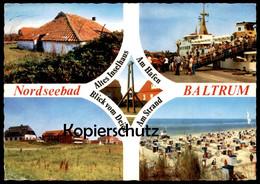 POSTKARTE BALTRUM MIT BRIEFMARKE PFADFINDER-WELTKONFERENZ 1985 Boy Scouts Scout Fähre Ferry Glocke Cloche Cpa Postcard - Pfadfinder-Bewegung