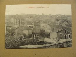 CPA BAGNOLET Le Val Fleuri - Bagnolet