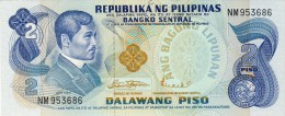 BILLET # PHILIPPINES # 1981 # DEUX PISOS # PICK166 # NEUF # TYPE JOSE RISAL # - Philippines