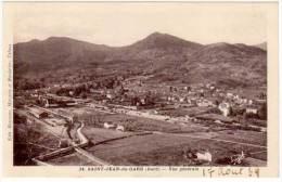 Saint Jean Du Gard - Vue Générale - Saint-Jean-du-Gard
