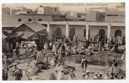 CASABLANCA - INTERIEUR D´UN FONDOUK - Casablanca